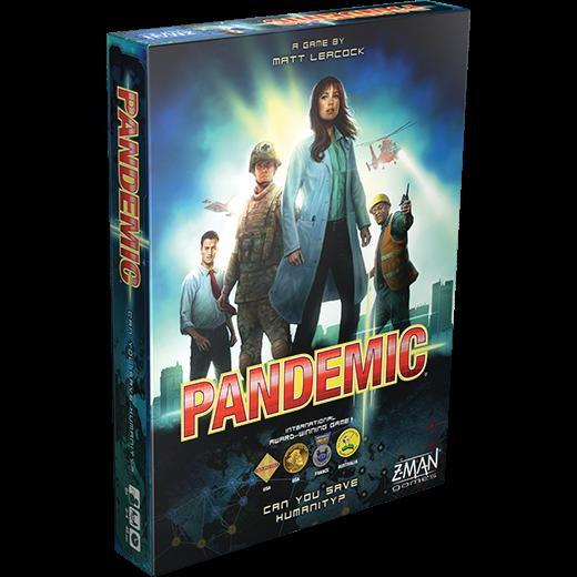 Pandemic Base Game
