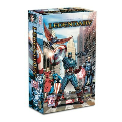 Legendary Marvel Captain America 75th Expansion