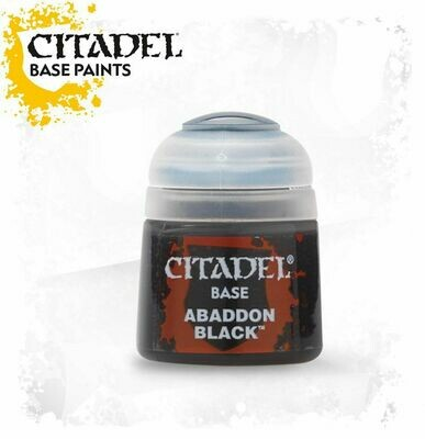 GW Abaddon Black