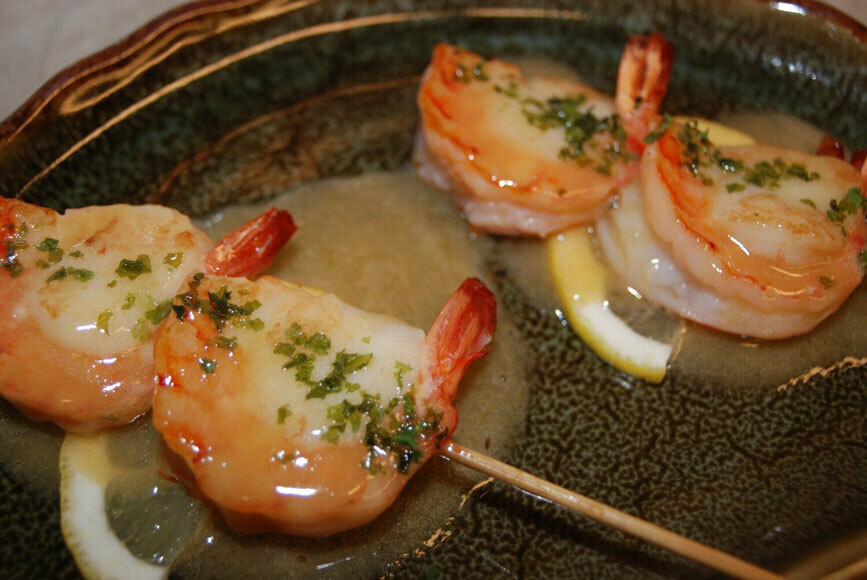 seafood butteryaki