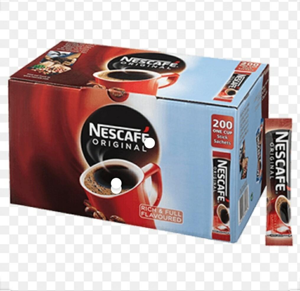 NESCAFE COFFEE SACHETS X 200's