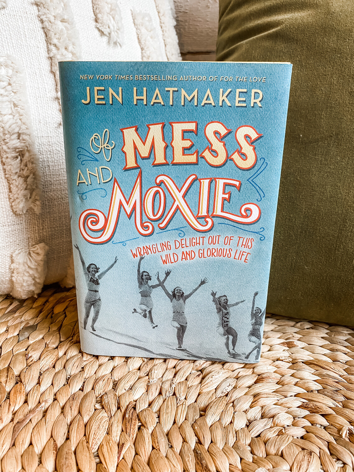 Of Mess And Moxie Book Store Fossil Creek Tree Farm