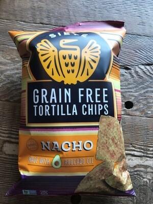 Siete Nacho tortilla chips