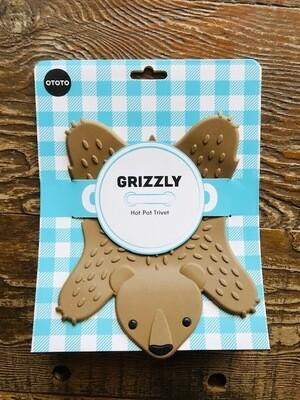 Grizzly Hot Pot Trivet