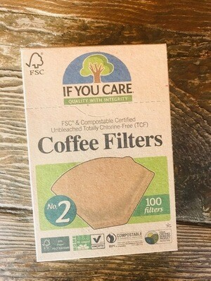 If you Care Coffee Filters #2