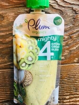 Plum Mighty 4 Green