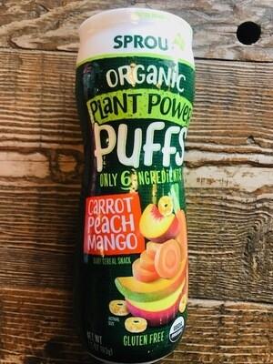 Sprout Mango Carrot Superpuffs