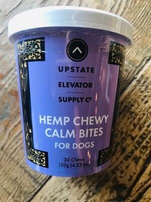 Upstate Elevator Supply CBD Dog Treats - Calm