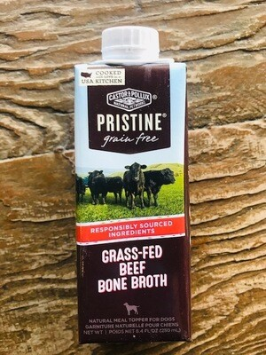 Castor & Pollux Bone Broth Toppers