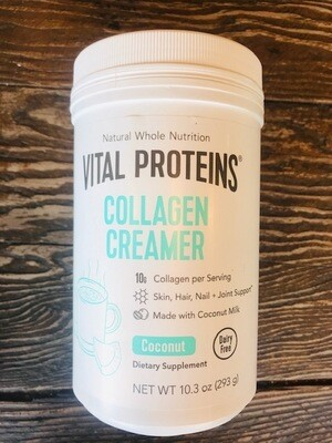 Vital Protein Collagen Creamer Coconut