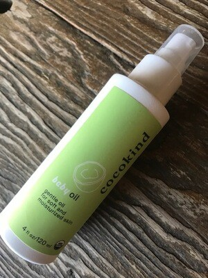 Cocokind Baby Oil
