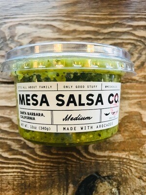 Mesa Salsa Medium Green