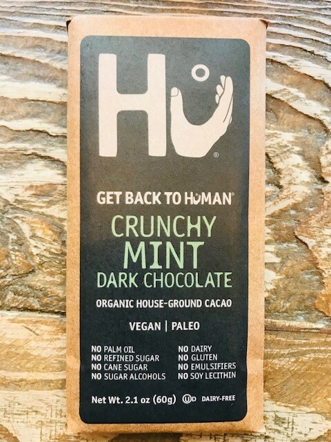 Hu bar crunchy mint chocolate
