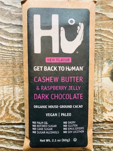 Hu Bar Cashew Butter & Raspberry Jelly