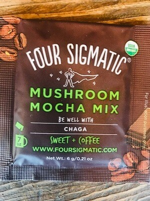 Four Sigmatic Mushroom Mocha Chaga Single