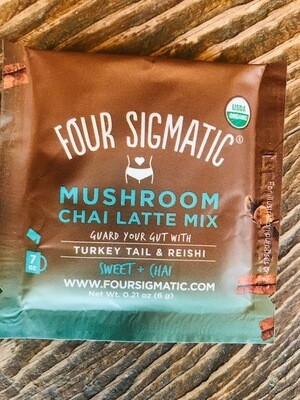 Four Sigmatic Chai Latte Mushroom single