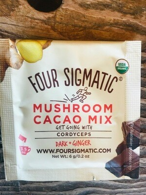 Four Sigmatic Cordyceps Hot Cacao Mix