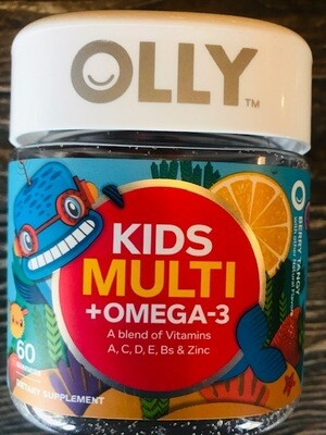 OLLY Kids Multi Vitamin