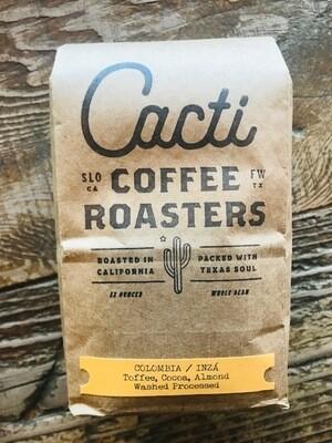 Cacti Coffee Roaster Retail Beans