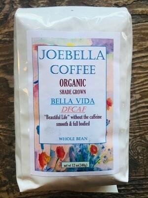 Joebella Bella Vida Decaf