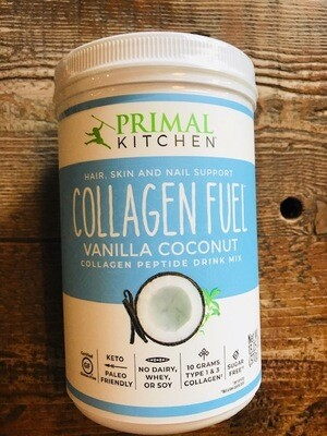 Primal Kitchen Vanilla Collagen Fuel