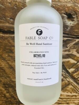 Fable Soap Sanitizer