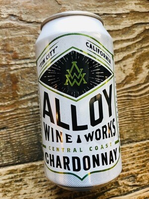 Alloy Chardonnay Can