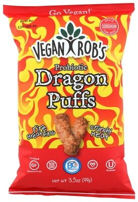 Vegan Rob's Snacks Dragon Puffs