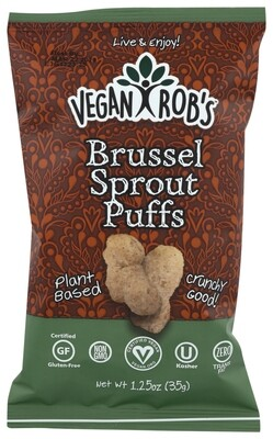 Vegan Rob's Snacks Brussel Puffs