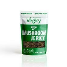 Vegky Mushroom Jerky Wasabi