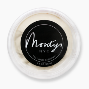Monty's NYC Scallion cream cheese