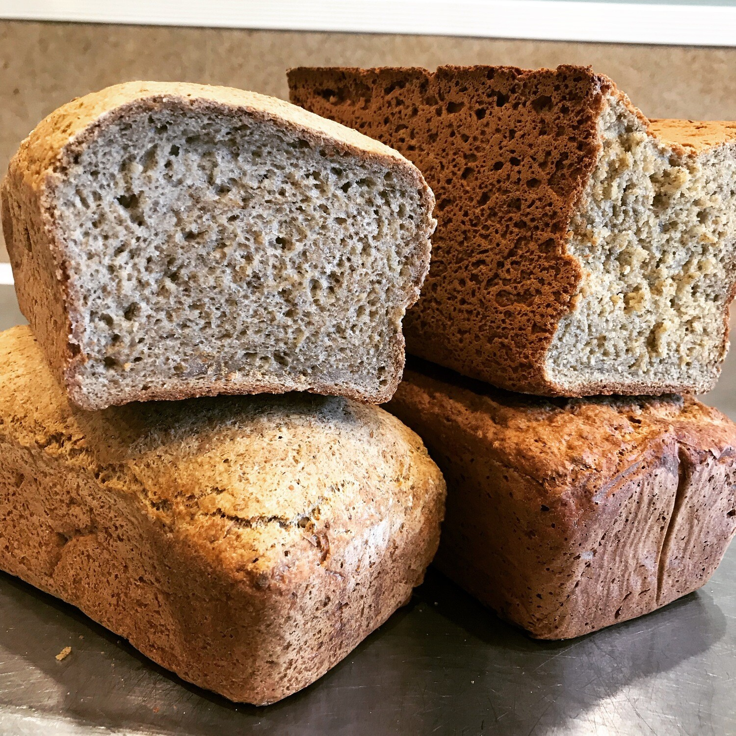Classic Not So White (Mini Loaf, Frozen/Sliced)