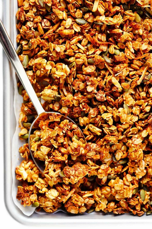 Traditional Granola (1lb bulk)