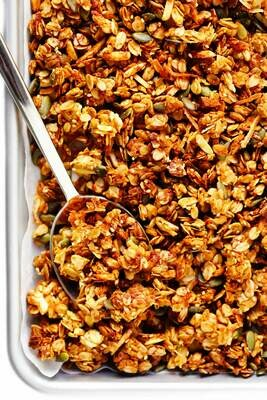 Traditional Granola (1lb bulk)