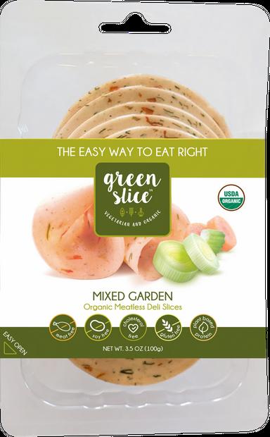 Mixed Garden Deli Slices