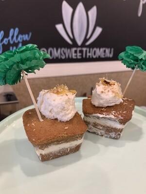 Microcake (Pina Colada Special)