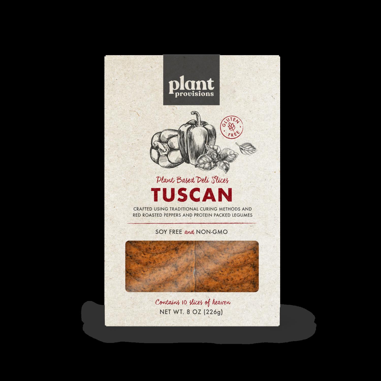 Plant Prov:Tuscan Deli Slices