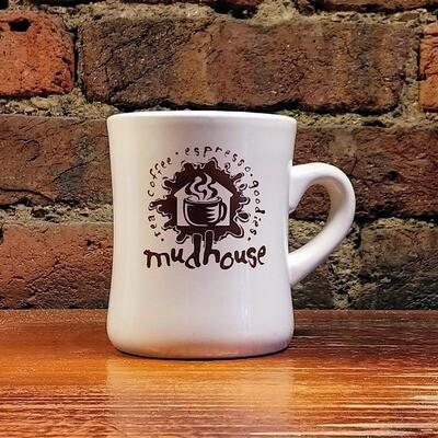 Mudhouse Ceramic Coffee Mug
