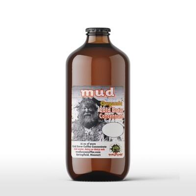 32oz Growler Cold Brew Concentrate