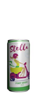 STELLA PINOT GRIGIO CAN