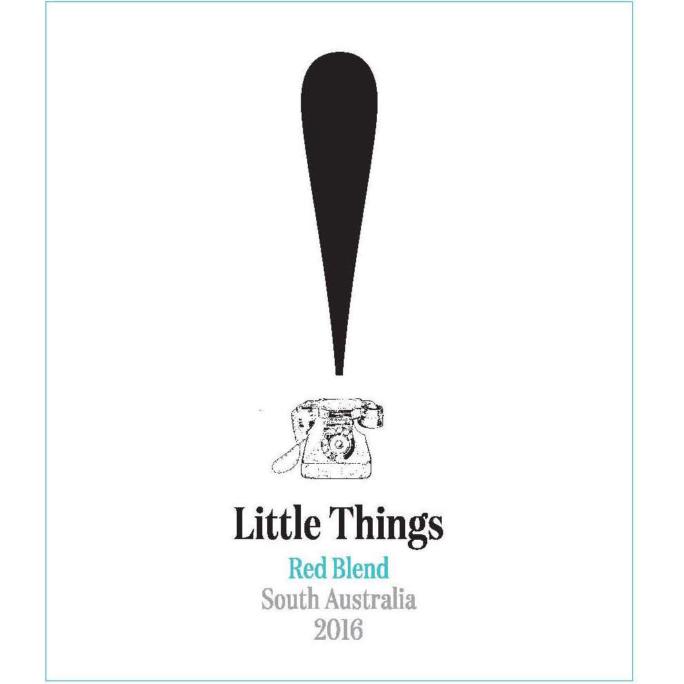 LITTLE THINGS RED BLEND 750ML