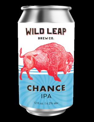 CHANCE IPA 6 PACK CANS