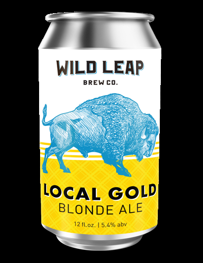 LOCAL GOLD 6 PACK CANS