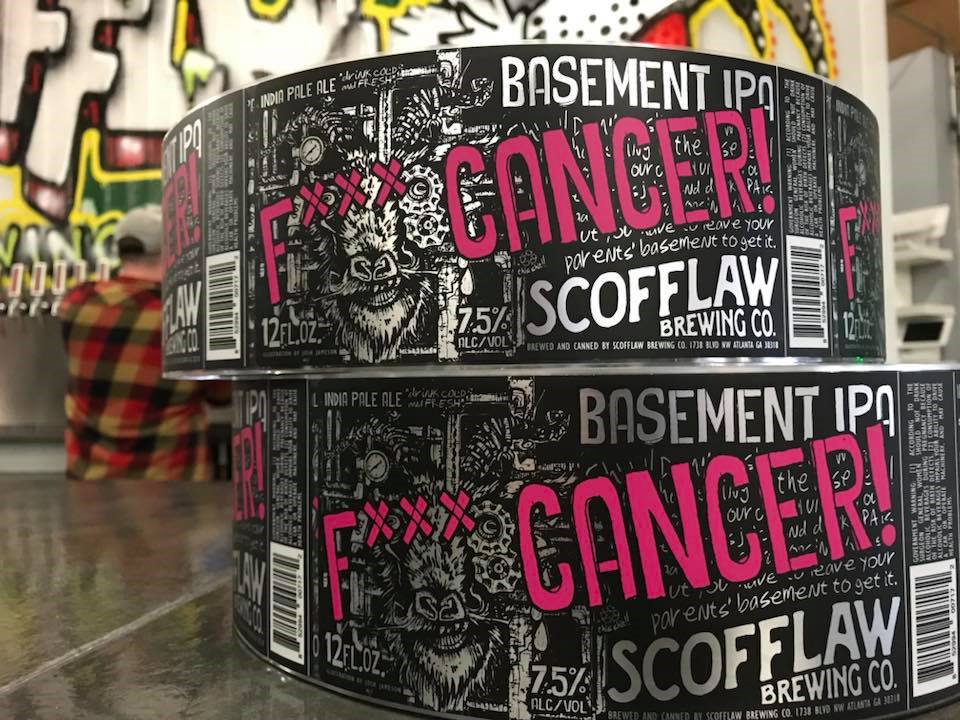 FUCK CANCER IPA 6 PACK
