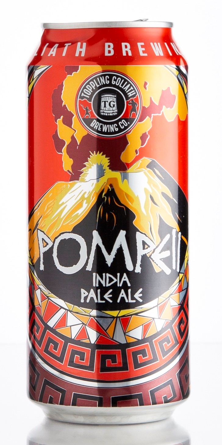 TOPPLING GOLIATH POMPEII 4PACK