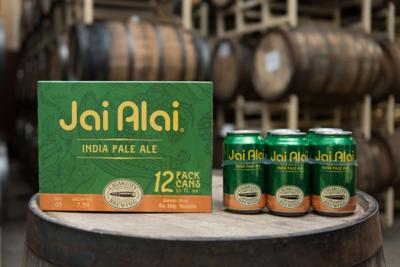 JAI ALAI 12 PACK CANS