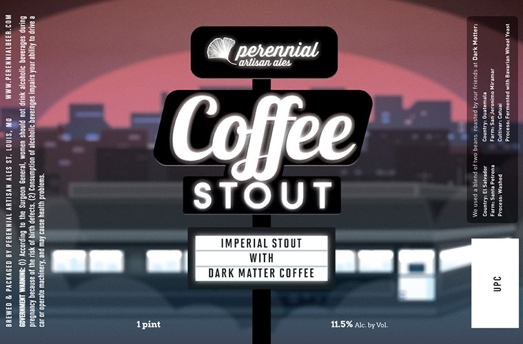 PERENNIAL COFFEE STOUT SINGLE