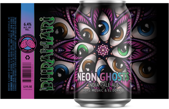 NEON GHOST 6PACK