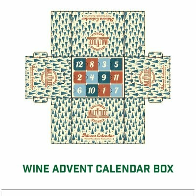 WINE ADVENT BOX
