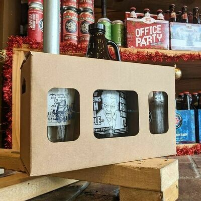 GROWLER GIFT BOX